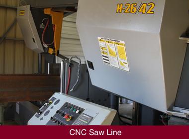 CNC Saw Line