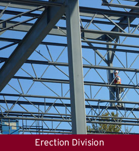 ISM Industrial Steel Manufacturing Erection Division
