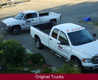 original ISM trucks