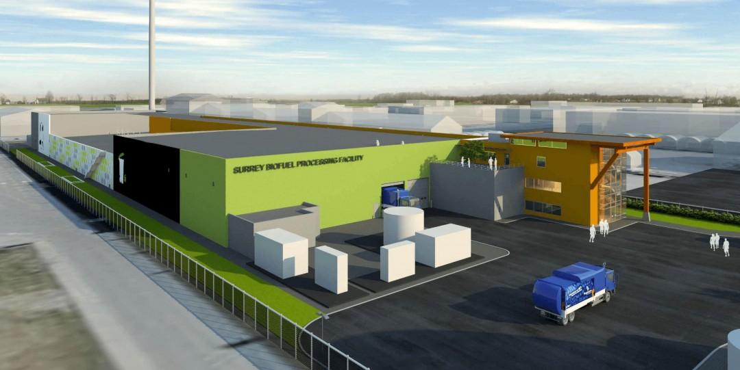 Surrey Biofuel Facility